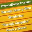 Caja Personalizada 10Kg Premium Con Naranja Sanguina