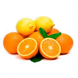 Caja de 15 kg. de naranja de zumo con limones